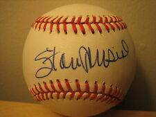 Stan Musial SIGNED Autographed Official National League Baseball Cardinals #SM3