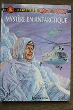 BD buck danny n°51 mystere en antarctique EO 2005 TBE bergese