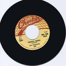 BO DIDDLEY - PRETTY THING / BRING IT TO JEROME - 2 'BO' BOP KILLERS - REPRO