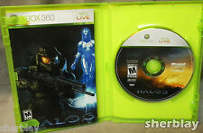 Halo 3  Microsoft Xbox 360  2007 Video Game
