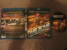 Time bomb de Erin Berry avec Jake Busey, Blu-Ray, Action/Guerre