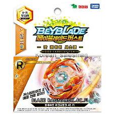 BEYBLADE BURST B-75 Booster Blaze Ragnaruk.4C.FI / Takara Tomy  Kids Toy Top