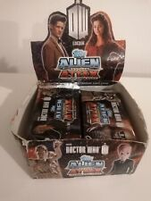 More details for doctor who topps trading cards 22 packs 2012 sealed cards rare 💥💥box damaged