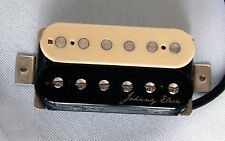 Johnny Eleca Electric Guitar Pickup Humbucker, Bridge, Zebra,  PGH-4B-Z