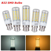 B22 Maïs Ampoule 3W6W9W12W15W 5730SMD Lampe Lumière Blanc Froid/Chaud corn bulb