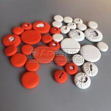 30 set New clarinet pads leather great material  3  colors