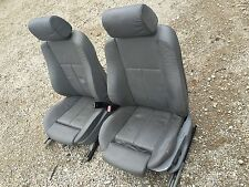 BMW E39 SPORT leather power seat 540i 525i 530i 528i 530d 523i 535i 540 525 GRAY
