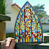 Ira Cason Callaway Chapel GEORGIA, replica North window stain-glass Suncatcher