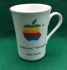 More details for vtg retro 1990s apple  computers dealership coffee cup mug