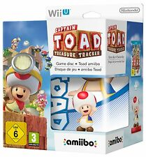 Captain Toad + Amiibo WIIU - totalmente in italiano