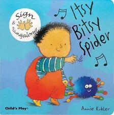 Itsy, Bitsy Spider-ExLibrary