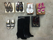 Coach, Audrey Brooke, Marc by Marc Jacobs Designer Shoes - Huge Lot (7 Pairs)