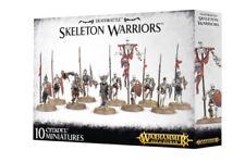 Miniaturas de Warhammer Fantasy no muertos Age of Sigmar