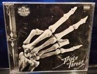 Twiztid & Blaze Ya Dead Homie - Triple Threat CD SEALED dark lotus juggalo mne