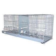 Jaula para Pájaros de cría de 1 metro  Canarios Jilgueros, Periquitos, Jilgueros