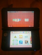 Nintendo 3DS XL Video Game Console - Metallic Blue / Black