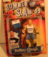 JAKKS Pacific WWE - Summer Slam 99 - Deadly Games Series Stone Cold Steve Austin