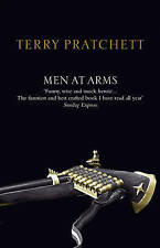 Men at Arms: (Discworld Novel 15) by Terry Pratchett (Paperback, 2005)