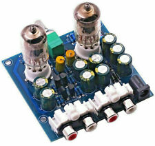 VALVE AMPLIFIER 6J1/2 Valve Tube stereo preamplifier Pre Amp KIT DIY  UK Seller