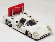 Modellino POLITOYS EXPORT N 560 CHAPARRAL 2F 1:43 White vintage toy car '60-00EN