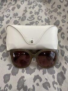 white company sunglasses