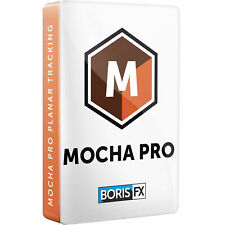 BORIS FX MOCHA PRO (LIFETIME ACTIVATION)
