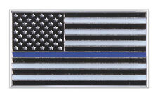 Tack Uniform Pin Thin Blue Line Police Pin Thin Blue Line Flag Pin Lapel Pin Tie