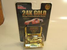 New Racing Champions 24 K Gold Plated 50 Anniversary 1:64