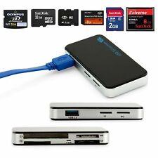 USB 3.0 todo en 1 lector de tarjeta de memoria Compact Flash Multi Adaptador