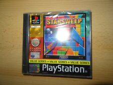 STARSWEEP Playstation 1 PS1 Pal version new sealed