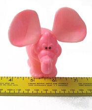 Pink Elephant Cake Topper