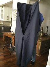 "36"" and 56""  industrial canvass garment bags"