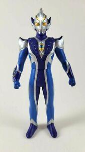 "Ultraman Hikari 2006 Bandai Mebius Blue OVER 6"" Ultra Hero Series Toy USA SELL!"