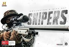 History - Snipers (DVD, 2015, 4-Disc Set)