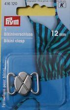 ( 2,99€/ 1 unidad) cierre de bikini Metal 12mm plata color Prym 4
