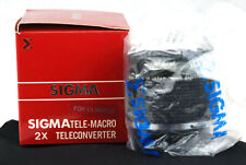 Olympus OM Sigma Telexonverter 2x TOP Zustand in OVP RARE Nex OMD NX