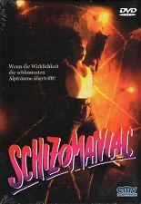 Schizomaniac DVD Hardbox CMV Manny Coto