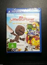 LittleBigPlanet Marvel Super Hero Edition *New / Sealed - PSVITA PS VITA