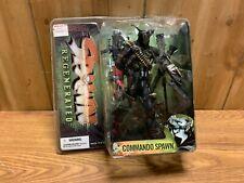 "McFarlane Toys- ""Commando Spawn�- Series 28: Regenerated"