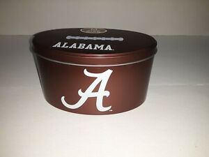 Alabama Crimson Tide Collectible Tin with Youth Shirt, Size Youth Small ( 9 )
