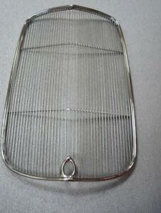 1932 Ford Car Stainless Grille Insert w/ Crank Hole 32 Sedan Coupe Street Rod