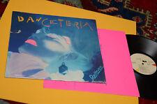 DONATELLA RETTORE LP DANCETERIA 1°ST ORIG 1985 NM GIMMIXCOVER SHRINK !