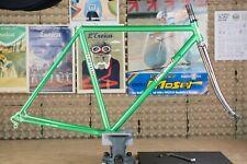 STELBEL 1975 49x51 frame fork cadre rahmen steel telaio acciaio bici vintage