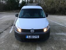 volkswagen caddy 2012 (61) lwb maxi twin side loading doors