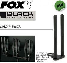 Fox Black Label Snag Ears für Bissanzeiger