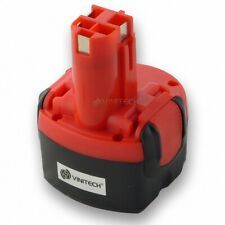Akku für Bosch 9,6 V Ersatzakku NiMh 3,3 Ah für PSR 960