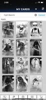 Topps Star Wars Card Trader SDCC Fight for the Galaxy B&W 12 card Set (Digital)