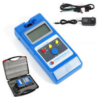 110V WT10A LCD Tesla Meter Gaussmeter Surface Magnetic Field Tester USA Stock