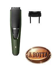 Rasoio Elettrico Ricaricabile Regola Barba Philips BT3211/14 Verde - Beartrimmer
