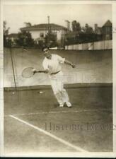 1926 Press Photo Japanese Tennis Champion Sokio Tawara of Davis Cup Team